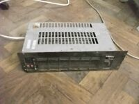 Old Base Unit Dimplex Fan Heater . Good working order.