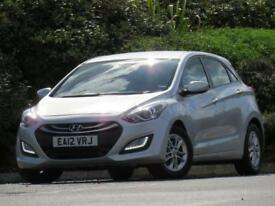 Hyundai i30 1.6CRDi ( 110ps ) Blue Drive ( ISG ) 2012MY Active