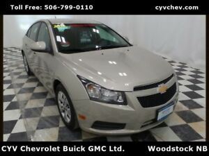 2014 Chevrolet Cruze 1LT - Remote Start - 0% Available