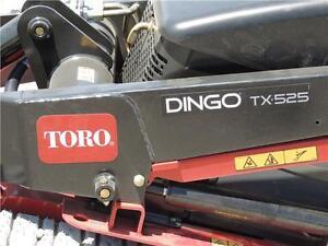 2016 Toro Dingo TX525 Compact Track Loader -23.3hp,1904lbs SALE! Regina Regina Area image 2