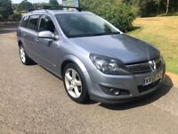 2008 Vauxhall Astra 1.7 Sri Turbo diesel estate