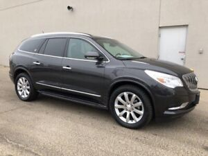 2015 Buick Enclave Premium-AWD DUAL SUNROOFS LEATHER ROOF RAILS