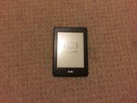 Amazon Kindle - Wi-Fi Black + Case