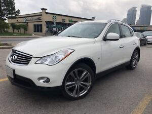 INFINITI QX50 - 2014 - private sale-Journey Pkg, Low mileage.