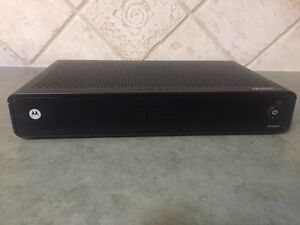 Shaw PRV Cable Box