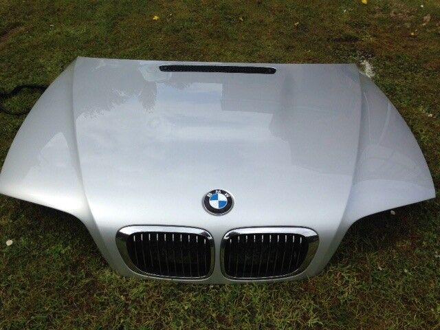 BMW 3 Series E46 M3 Coupe Convertible Bonnet