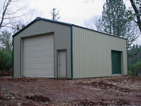 NEW MODEL STEEL BUILDINGS