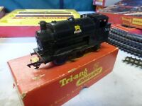 TRIANG/HORNBY R153 SADDLE TANK LOCO