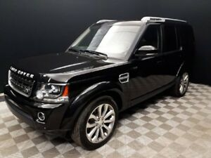 2014 Land Rover LR4 HSELUX