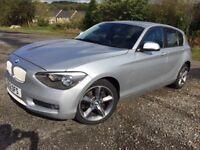 BMW 1 SERIES 118d URBAN 2.0 Diesel '£30 Tax Excellent Condition'
