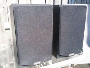 MERAK MB6 BOOKSHELF SPEAKERS ~ SOUND FANTASTIC!! Windsor Region Ontario image 1
