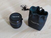 Tokina doubler lens