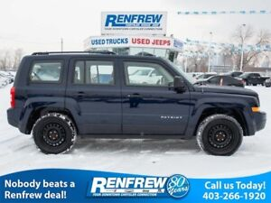 2014 Jeep Patriot 4WD Sport, Manual, Air Conditioning, Bluetooth