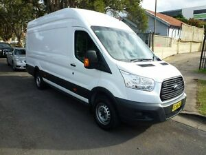 2014 Ford Transit VO 350E LWB Jumbo (SRW) 6 Speed Manual Van Homebush West Strathfield Area Preview
