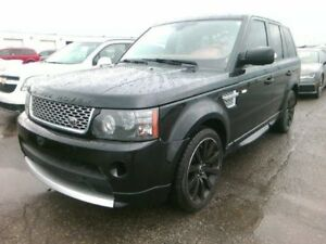 2012 Land Rover Range Rover Sport SUPERCHARGED, AUTOBI