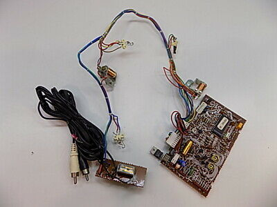 Bang & Olufsen Beogram 1800 5813 Main Board And Audio Cable