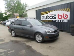 2011 Volkswagen Golf Wagon ( AUTOMATIQUE - ROULE COMME NEUF )