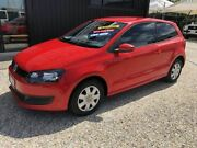 2011 Volkswagen Polo MY12 Red 7 Speed Sports Automatic Hatchback Arundel Gold Coast City Preview