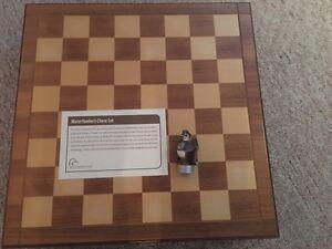 Ducks Unlimited waterfowl chess set