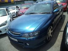 2002 Holden Ute VU II SS Blue 4 Speed Automatic Utility Somerton Park Holdfast Bay Preview