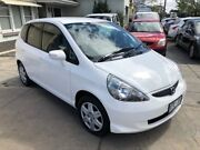 2007 Honda Jazz GD VTi Taffeta White 7 Speed Constant Variable Hatchback Park Holme Marion Area Preview