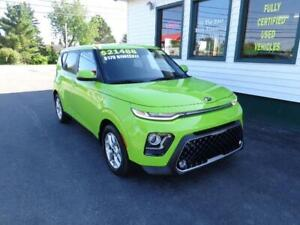 2020 Kia Soul EX for only $173 bi-weekly all in!