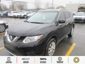 2014 Nissan Rogue S FWD 4dr S