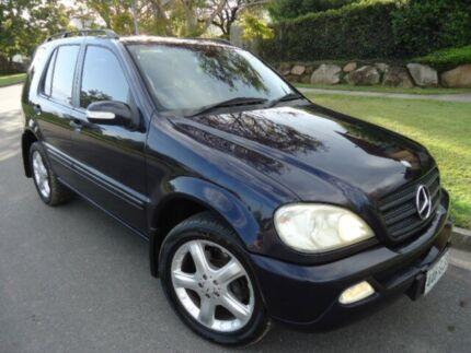 2001 Mercedes-Benz ML W163 270 CDI (4x4) 5 Speed Auto Tipshift Wagon Chermside Brisbane North East Preview