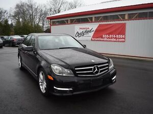 2014 Mercedes-Benz C-Class Base C300 4dr All-wheel Drive 4MATIC