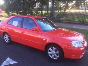 2004 Hyundai Accent Hatchback Allawah Kogarah Area Preview