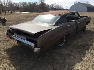 Gently Used 1968 Pontiac Parisenne