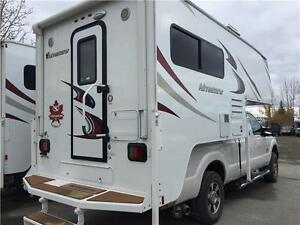2015 Adventurer 89RB Truck Camper