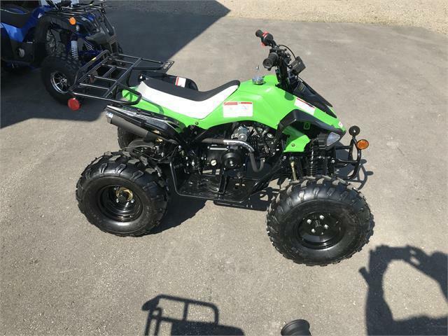 New Cheetah 125cc ATV Casselman Performance