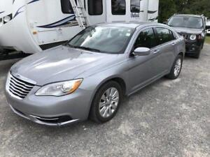 2013 Chrysler 200 LX - Free 7 Day All Inclusive Vacation CUBA
