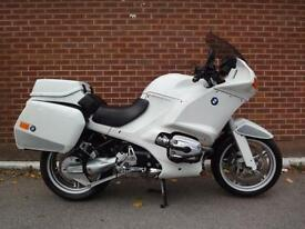 2005 BMW R1150 RS FULL SERVICE HISTORY GREAT EXAMPLE