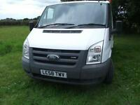 Ford Transit 300 2.2 09 Van FSH CL EW Bennett Van Sales Ltd Ormskirk