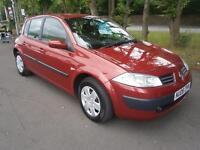 2006 Renault Megane 1.6 VVT ( 111bhp ) Expression