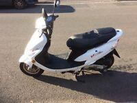 Peugeot Vclic 50cc scooter