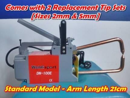240V Portable Spot Welder + Two Welding Tip Sets (2mm & 5mm) Beenleigh Logan Area Preview