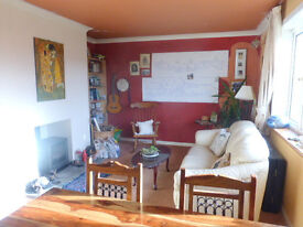 4-5 bed house in 1/2 acre mature garden on the Isle of Skye