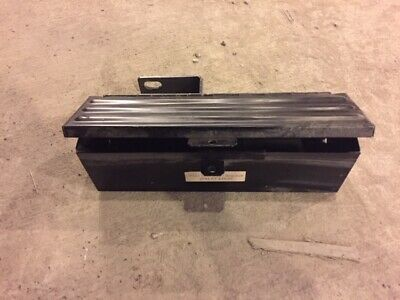 New Tool Box For Ford Tractors - Black