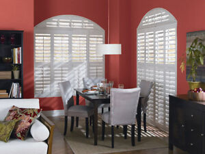 40% off Blinds, Shades, Shutters & Draperies!