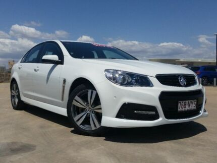 2014 Holden Commodore VF SV6 White 6 Speed Automatic Sedan Garbutt Townsville City Preview