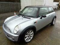 Mini 1.6 Cooper 3 door petrol 2005 106,000 Miles Mot july 2022 3 Month Warranty