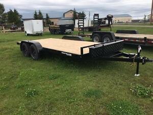 16FT CAR HAULER*8,050lbGVWR*$3810 TAX IN PRICE*TUBE MAINFRAME