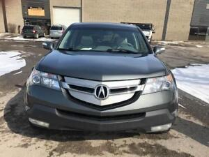 2008 Acura MDX Tech/Entertainment Pkg ( Priced to sell )