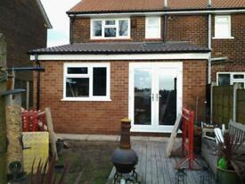P&y builders all aspects of building work undertaken profesionaly over 30yr exsperiance