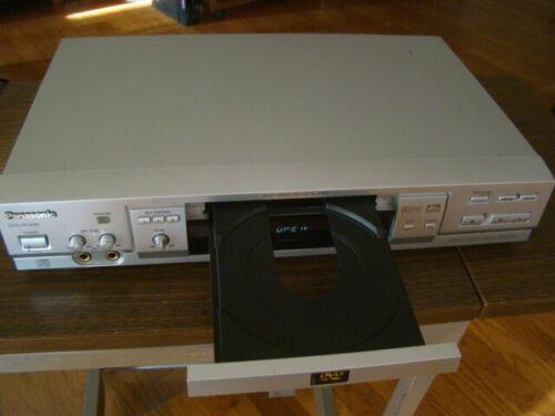 Panasonic DVD-RV45KU Karaoke DVD/CD Player Fully Tested Great Working Condition