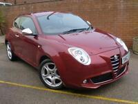 Alfa Romeo MiTo 1.3JTDM Distinctive Manual 3 Door Red 2013