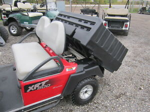 2012 CLUB CAR XRT800 COMPACT UTILITY VEHICLE *FINANCING AVAIL Kitchener / Waterloo Kitchener Area image 7